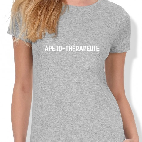 Tshirt Rugby THERAPEUTE femme