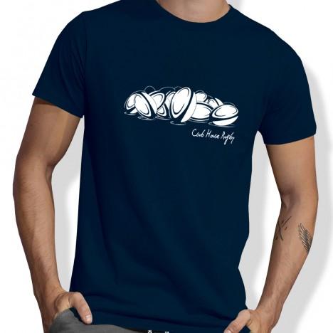 Tshirt Rugby BALLON homme
