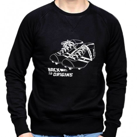 Sweat Rugby BACK TO ORIGIN homme