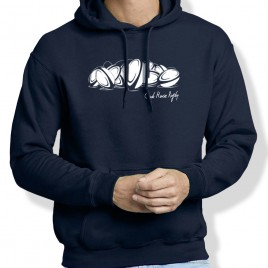 Sweat Capuche Rugby BALLON homme