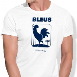 Tshirt Rugby BLEUS homme
