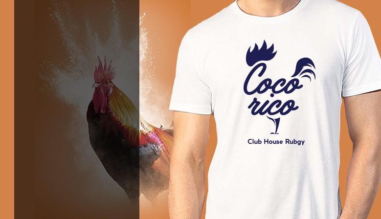 Tshirt Cocorico