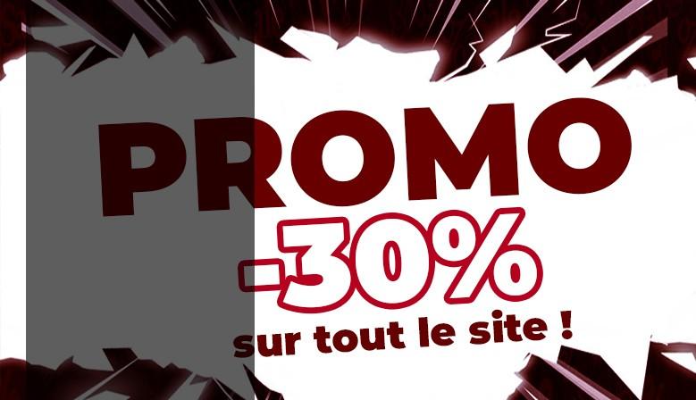 -30 % sur tout le site