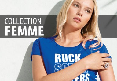 Collection Femme Club House Rugby