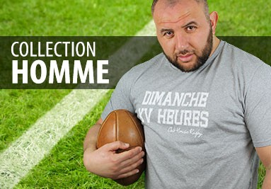 Collection Rugby Homme Club House