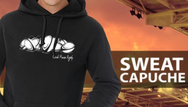 Sweat Rugby de Club House Rugby