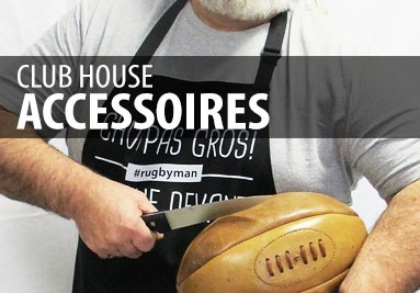 Accessoires Club House Rugby